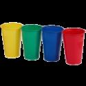 Стаканы и чашки пластиковые