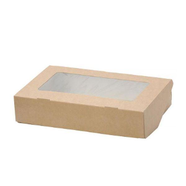 Контейнер на вынос ECO TABOX  500мл (170*70*40) (800)