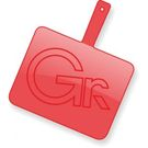 Опахало для костра GRIFON, пластик, 28*23см (1/26) 600-028