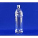 Бутылка ПЭТ 1,0л с крышкой б/ц (50бут/100кр)