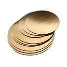 Подложка золото D280мм