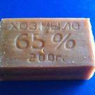Мыло хоз 65 % Саратов (200г) (44)