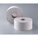 Туалетная бум.1-сл Профессиональная серая 200м с тиснением (12)