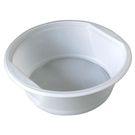 Тарелка РР d=170 мм 500мл суп белая  (100/1800) Сиб