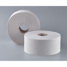 Туалетная бум.1-сл Профессиональная серая 250м  (12)