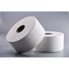 Туалетная бум.2-сл Профессиональная белая 180м с тиснением (12)