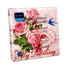 Салфетки 2сл 33х33см Bouquet Original My Darling 20шт (15)