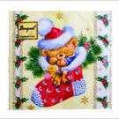 Салфетки 2сл 33х33см Bouquet Original Плюшевый мишка 20шт (15)