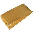 Пакет бум. 210*90*40 б/п крафт (100/5000)