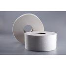 Туалетная бум.1-сл Профессиональная белая 200м с тиснением (12)
