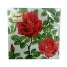 Салфетки 2сл 33х33см Bouquet Original Розы на бирюзовом 20шт (15)