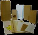 Бумажные пакеты ЖВС, уголки, бир-пак
