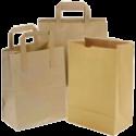 Бумажные крафт пакеты