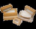 Коробки ламинированные для еды