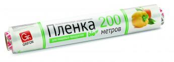 Пленка пищевая GRIFON PE Bio 450мм х 200м бел. (6) 200-005