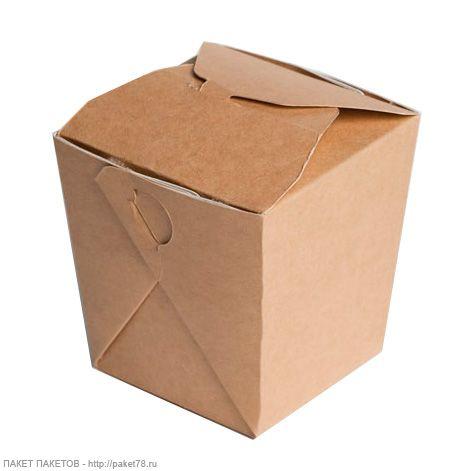 Коробка д/лапши ECO NOODLES 700мл (100*100*105) (1/360)