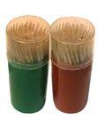 Зубочистки в пласт. банке по 100 шт (240) KWVN210D