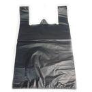 Пакет-майка 25+12х45 черная (100/5000)