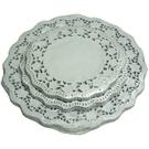 Салфетки сервир. D21,5 Розочка (250/2000)