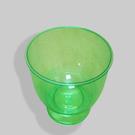 Кристалл Креманка 200мл. зеленая (16/192)