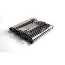 Трубочки для кокт 8*240мм чёрн.б/гофр.MК(250/5750) АТ