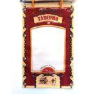 Пакет вак. 160*250 Таверна, красный 72 мкм