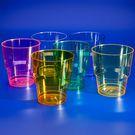Кристалл Стакан 200мл. синий (50/1000)