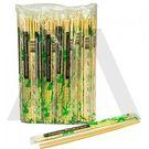 Палочки бамбук. д/еды в инд. уп. L=23 см (100/3000)