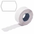 Этикет-лента 26х16  PRIX (волна) белая (160)