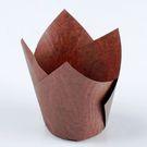 Тюльпан бумажный коричневый 50х80мм (180/1800)