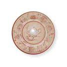 Тарелка 230мм Кофейный аромат (100/1000) ЭКО