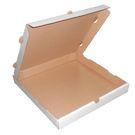 Коробка д/пиццы бел-кор м/гофрокарт 330х330 (100) Рос