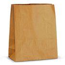 Пакет бум. 350*150*450 б/п крафт (500)