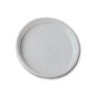 Тарелка РР d=170 мм дес. белая (100/1400) Рос