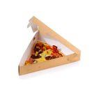 Коробка ECO PIE для кусочка пиццы, пирога (600)