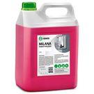 Жидкое крем-мыло GRASS MILANA Спелая черешня 5л (4) 126405