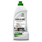 Средство д/обезжиривания GRASS Azelit Gel на кухне, гелевый 500мл (12) 218555