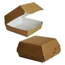 Коробка для бургера 120х120х70  FIESTA Эко б/п (150) АП
