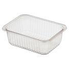 Контейнер ПП, ПК--52-3 прозр 0,85л  210х148х35 (450)
