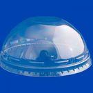Крышка д/cтакана PULSAR  купол,б/отверст.d95мм (50/900/1800)