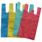 Пакет-майка 26+13х45 10мк цветная б/п (100/2000) Sib