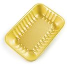 Лоток 28 жёлтый 225х150х28мм (L-24) (150/600)
