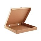 Коробка д/пиццы  коричн. 375х375х40 (50)