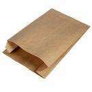 Пакет бум. 250*100*390 б/п крафт (100/1500)