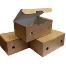 Коробка для наггетсов 6шт 115х75х45  ECO FAST FOOD BOX S (400) АТ