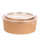 Упаковка ECO RCONT 620мл Pure Kraft 150х45 (240)