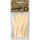 Ножи деревян.GRIFON Ecowood,165мм 10шт/уп (100) 105-302