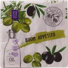 Салфетки 3сл 33х33см Art Bouquet Buon appetito 20шт (12)